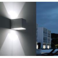 Copenhagen Cube Grå - udendørslampe
