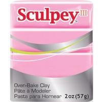 Sculpey Sculpey III Clay Dusty Rose 57g
