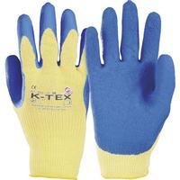 KCL 930 Handske K-TEX® Para-aramidfibrer med naturgummibeläggning Storlek 8
