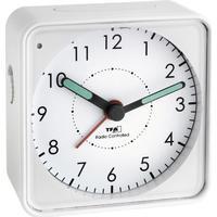 TFA DCF Väckarklocka TFA 60.1510.02 Vit Flourescerande Visare