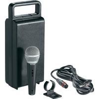Renkforce Sladd Sångmikrofon Hand Renkforce DM-518 Kardioid