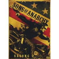 Sons of Anarchy: Säsong 2 (DVD 2010)