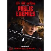 Public enemies (DVD 2009)