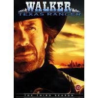 Walker Texas Ranger: Säsong 3 (Re-pack) (DVD 1993-94)