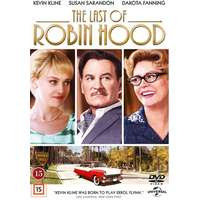 Last of Robin Hood (DVD 2013)