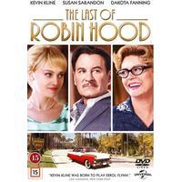 Last of Robin Hood (DVD 2013)