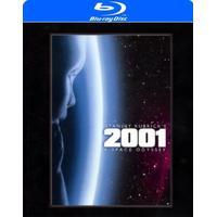 2001: Ett rymdäventyr (Blu-Ray 1968)