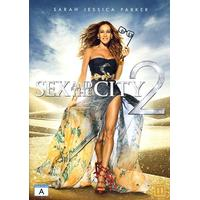 Sex and the city 2: Filmen (DVD 2010)