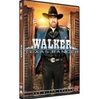 Walker Texas Ranger: Säsong 6 (Re-pack) (DVD 2009)