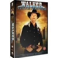 Walker Texas Ranger: Säsong 2 (Re-pack) (DVD 2007)