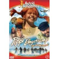 Pippi Långstrump: På de sju haven (DVD 1970)