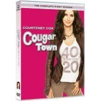 Cougar Town: Säsong 1 (DVD 2010)