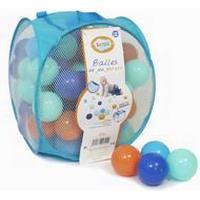 Ludi Blue Game Balls