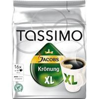 Tassimo Jacobs Coronation XL 16 Coffee Capsules