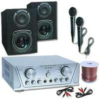 Electronic Star Hifi Set HVA 200