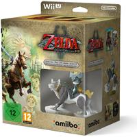 Nintendo The Legend of Zelda Twilight Princess HD WIIU incl. amiibo Limited Edition