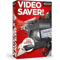 Magix Video Saver 8 Box