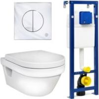 Gustavsberg insatallationspaket Hygienic Flush