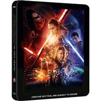 Star Wars 7: The force awakens - Ltd Steelbook (Blu-Ray 2015)