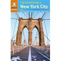The Rough Guide to New York City (Pocket, 2016)