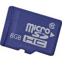 HPE Enterprise Mainstream Flash Media Kit - Flash-minneskort - 8 GB - Class 10 - microSD - för ProLiant BL460c Gen10, DL360 Gen10, Synergy 480 Gen10, 660 Gen10, 660 Gen9, 680 Gen9
