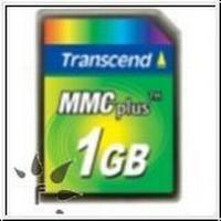 Transcend MultiMedia Plus 1GB