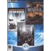 EA War Strategy Pack (Battlefield 1942, Medal of Honor Allied Assault and Command & Conquer Generals)