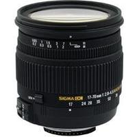Sigma 17-70mm F2.8-4 DC Macro OS HSM for Nikon D