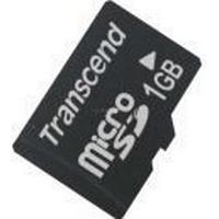 Transcend MicroSD Card 1GB