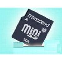 Transcend MiniSD 2GB (80x)