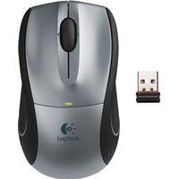 Logitech V450 Nano Cordless Laser Mouse Silver