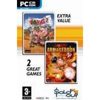 Worms 2 & Worms Armageddon Double Pack
