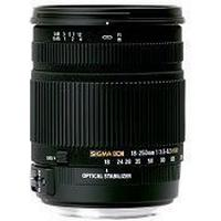 Sigma 18-250mm F3.5-6.3 DC OS HSM for Sony Aplha D