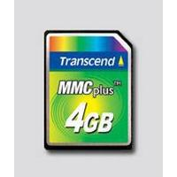 Transcend MultiMedia Card Plus 4GB