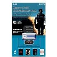 Sony MSX-M2GSEP Memory Stick Pro Duo 2GB