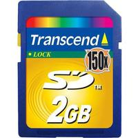 Transcend SD 2GB (150x)