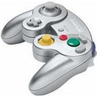 Nintendo Platinum Controller (GameCube)