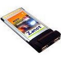 Zonet ZUN2200 USB PCMCIA Card (ZUN2200)