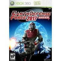 The Earth Defense Force 2017