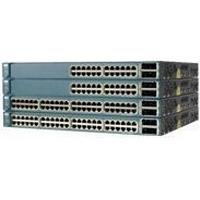 Cisco Catalyst 3560E 48-Port 10/100/1000Mbps Gigabit Ethernet Switch (WS-C3560E-48PD-SF)