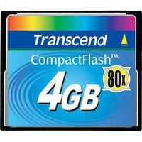 Transcend Compact Flash 4GB (120x)