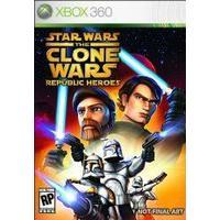 Star Wars: The Clone Wars -- Republic Heroes