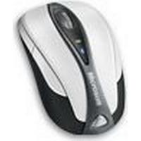 Microsoft Bluetooth Notebook Laser Mouse 5000 White
