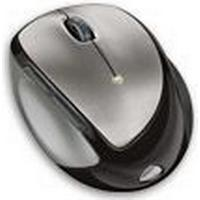 Microsoft Mobile Memory Laser Mouse 8000 Silver/Black