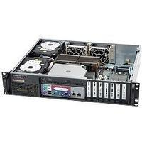 SuperMicro SC523L-520B Rack Mountable 520W / Black