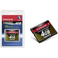 Transcend Compact Flash Industrial UDMA 4GB (100x)