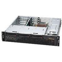 SuperMicro SC825MTQ-R700UB Rack Mountable 700W / Black