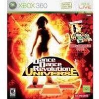 Dance Dance Revolution Universe (Dance Pad Bundle)