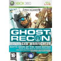 Tom Clancys Ghost Recon 3 : Advanced Warfighter (Game of the year edition)