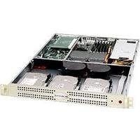 SuperMicro SC812L-520CB Rack Mountable 520W / Black